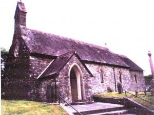 Abergorlech Church